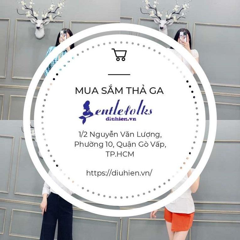 Giới thiệu shop dịu hiền thời trang