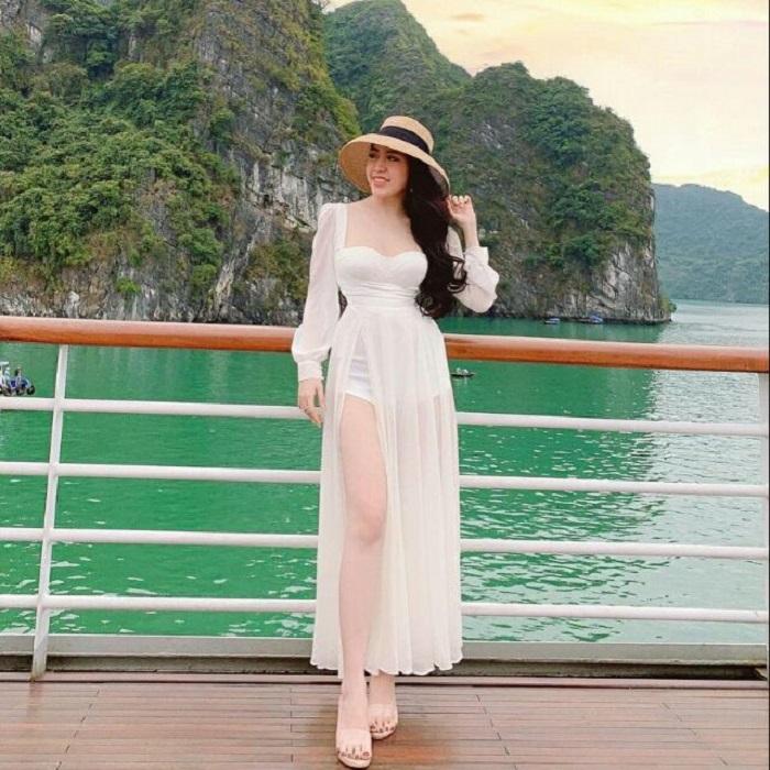 Đầm Maxi đẹp, thiết kế thời trang, chất liêu cao cấp, giá tốt nhất
