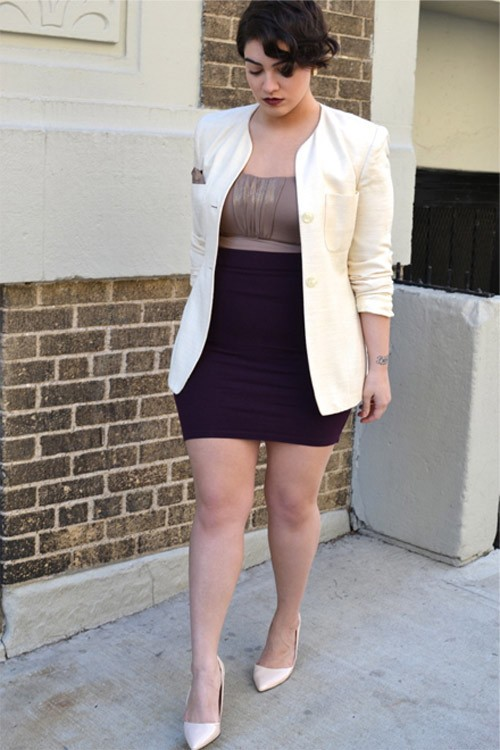 áo vest cho dáng người thấp béo
