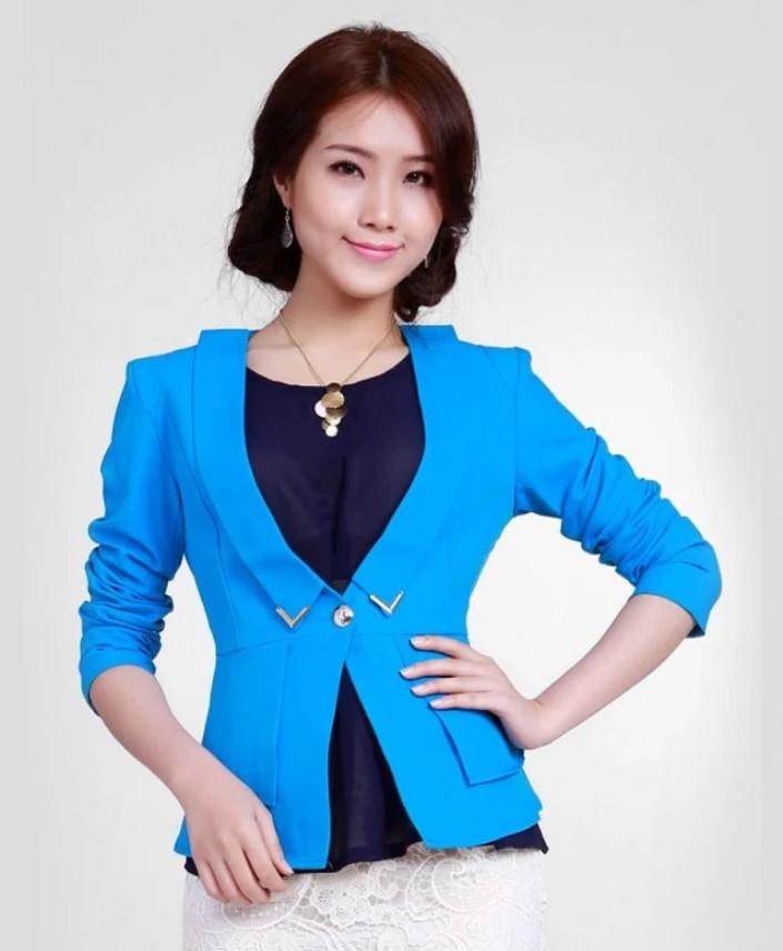 áo vest nữ dáng cổ cách tân sang trọng