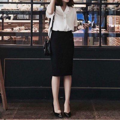 Những sai lầm thường gặp khi lựa chọn mua chân váy công sở?