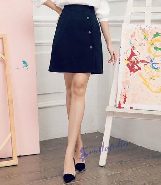 Chân váy chữ A