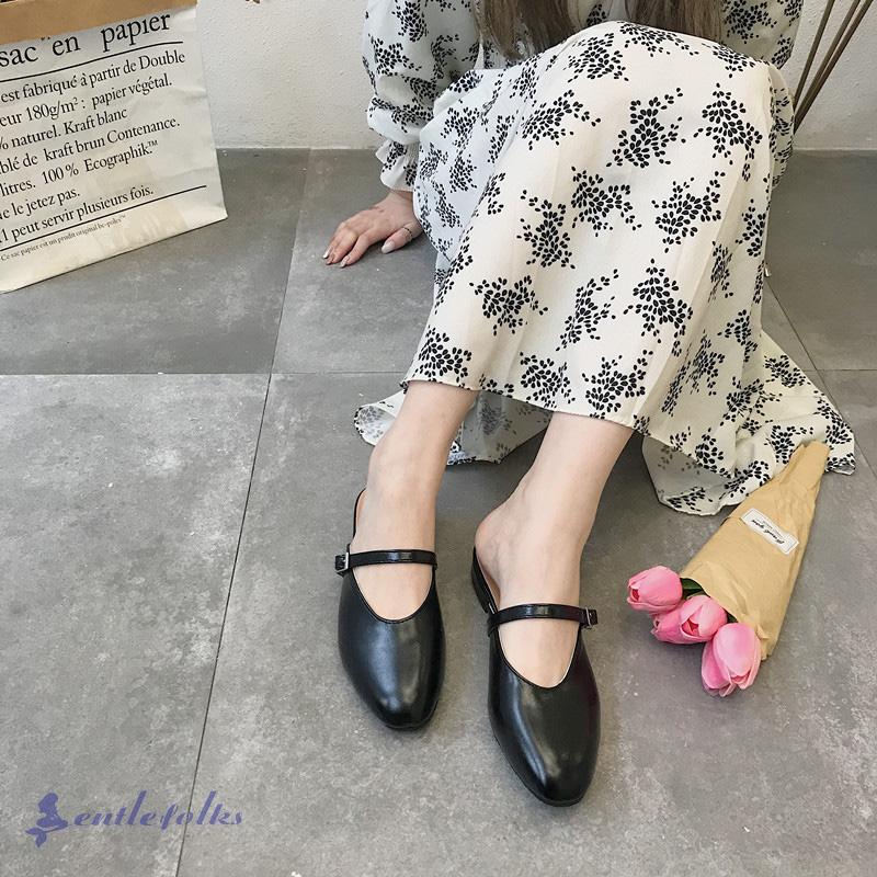 """Búp bên là loại giày kết hợp với váy maxi rất """"chuẩn gu"""""""